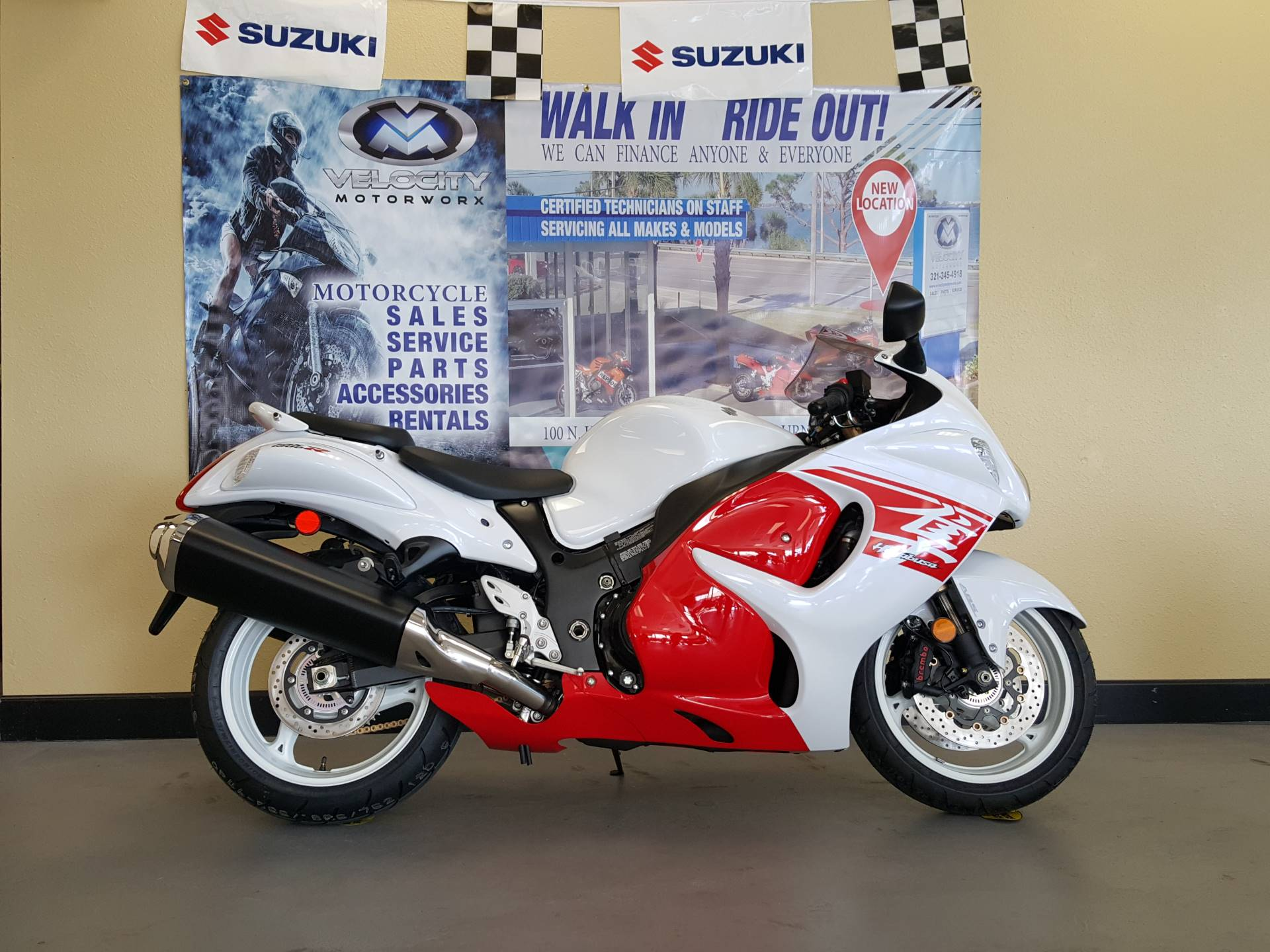 New 2018 Suzuki Hayabusa Motorcycles in Melbourne, FL | Stock Number ...