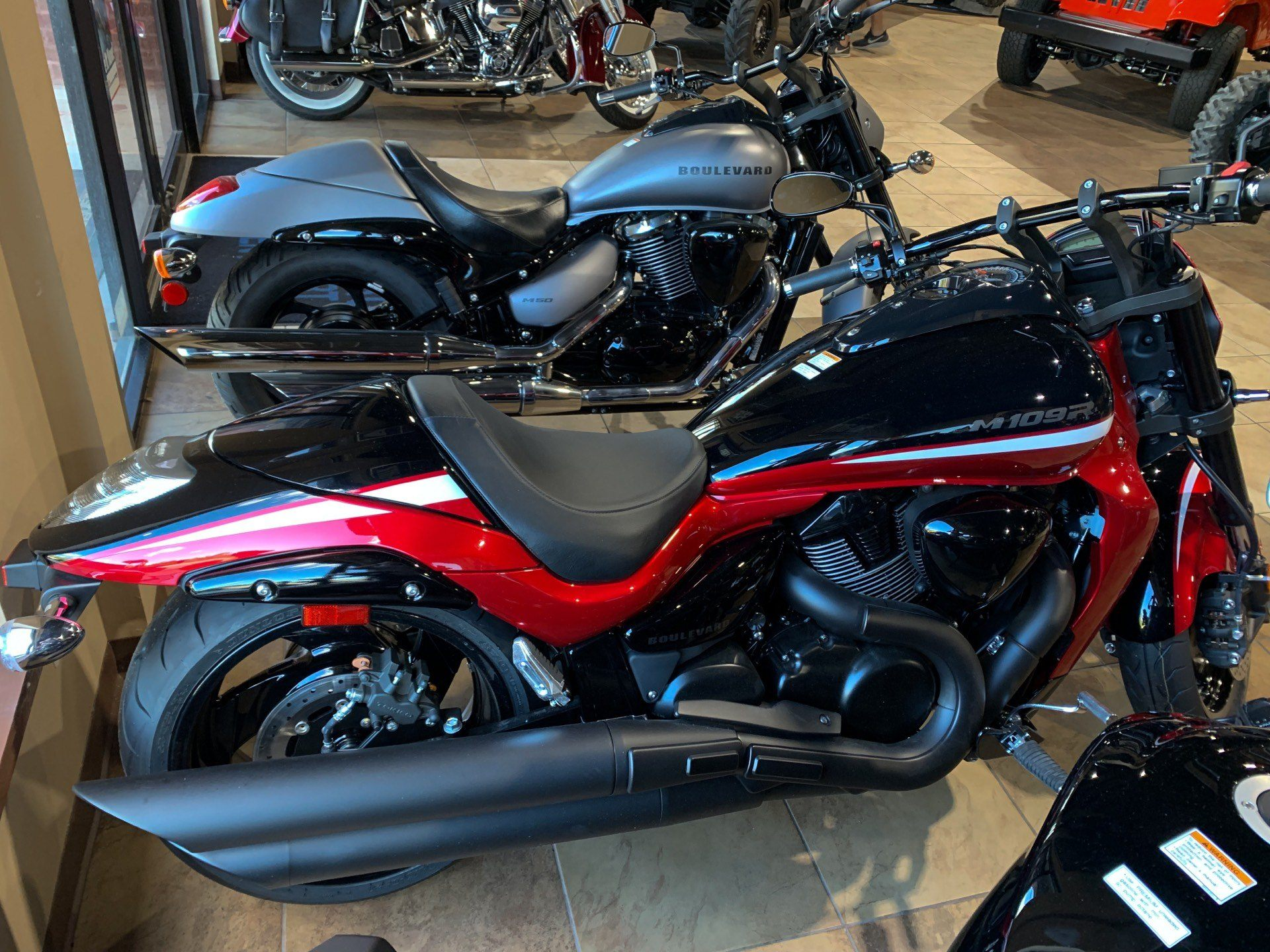 2019 Suzuki Boulevard M109R B.O.S.S. in Statesboro, Georgia - Photo 3