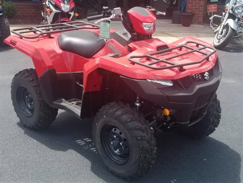 2019 Suzuki KingQuad 500AXi in Statesboro, Georgia - Photo 2