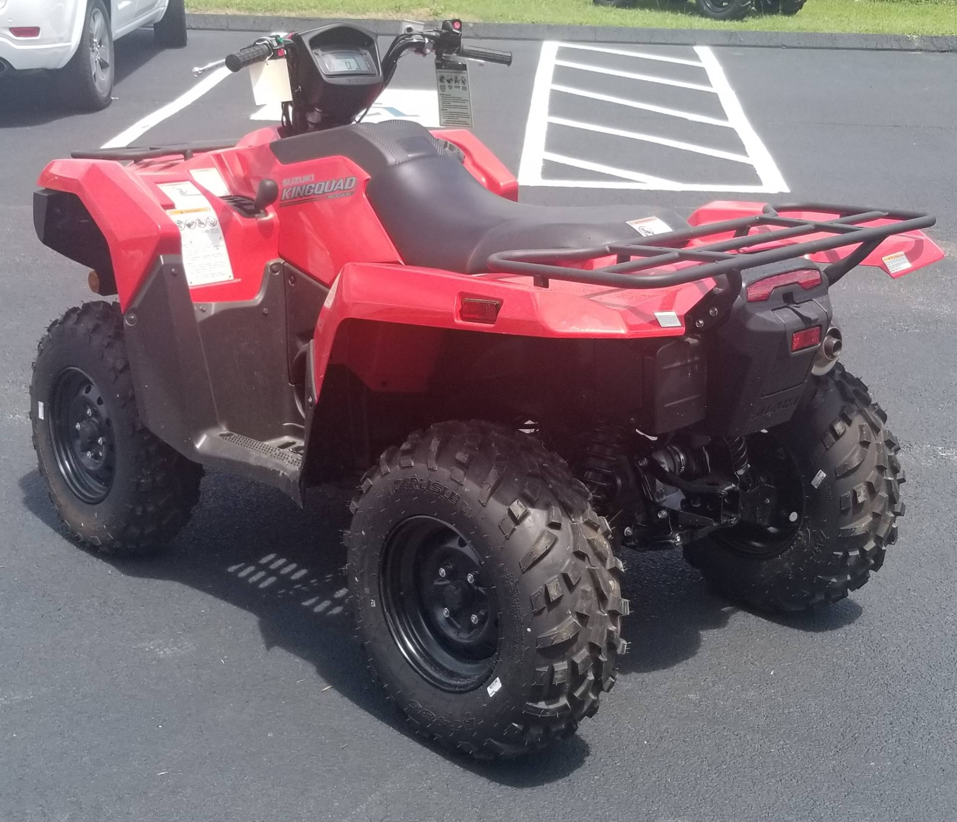 2019 Suzuki KingQuad 500AXi in Statesboro, Georgia - Photo 5