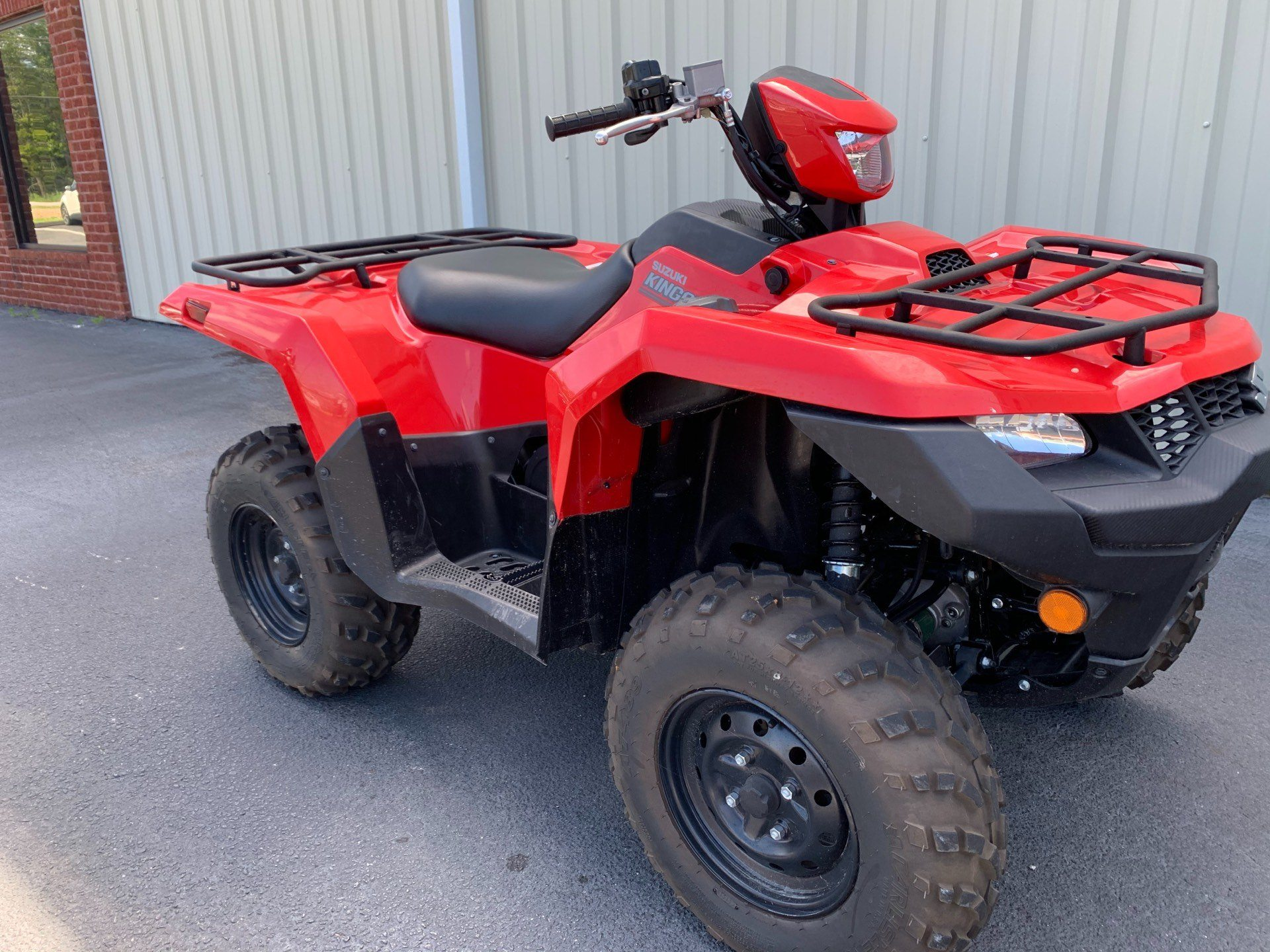 2019 Suzuki KingQuad 500AXi in Statesboro, Georgia - Photo 1