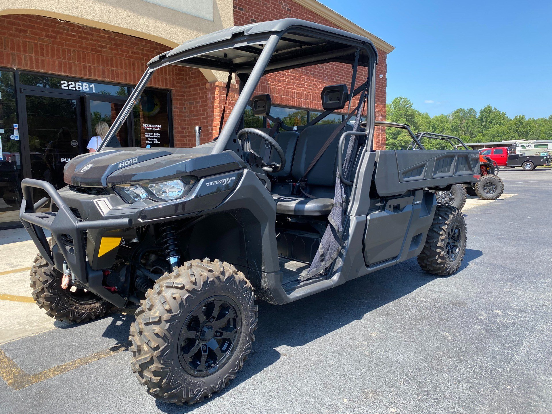 2020 Can-Am Defender Pro XT HD10 in Statesboro, Georgia - Photo 1