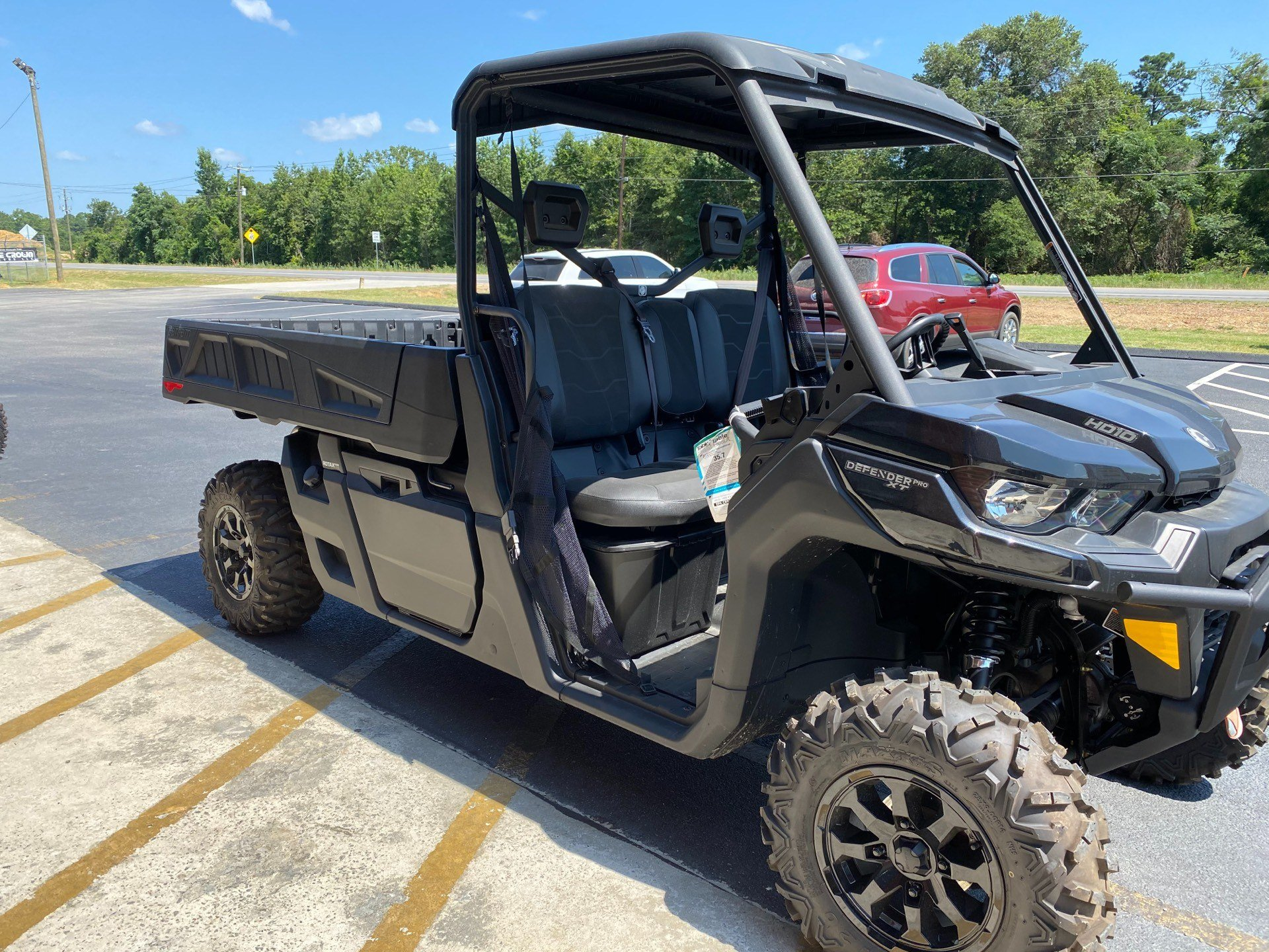 2020 Can-Am Defender Pro XT HD10 in Statesboro, Georgia - Photo 3