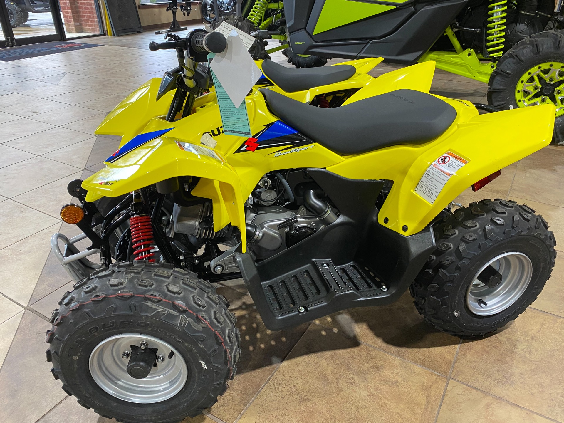 2021 Suzuki QuadSport Z90 in Statesboro, Georgia - Photo 1
