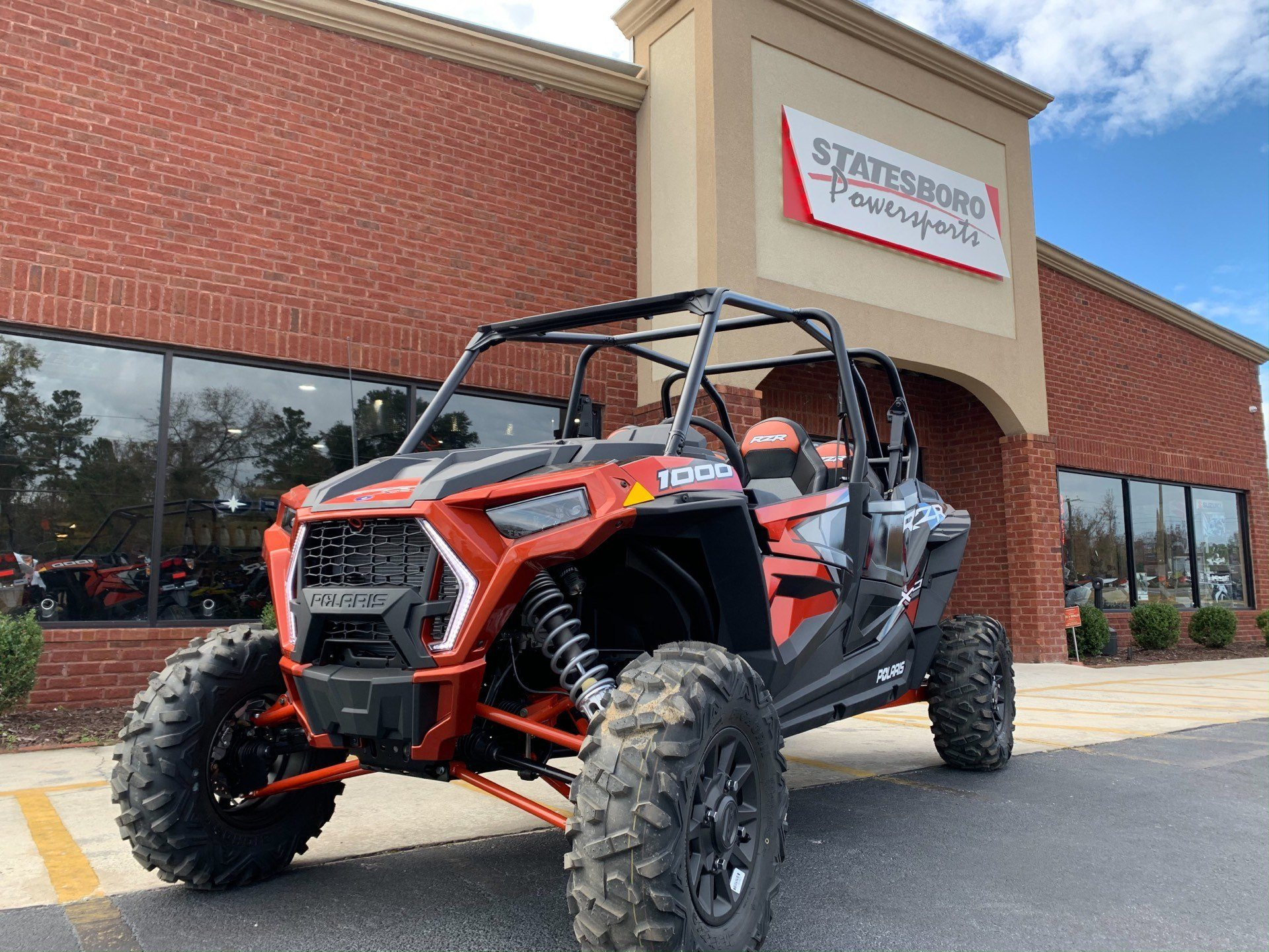 2020 Polaris RZR XP 4 1000 Premium in Statesboro, Georgia - Photo 1