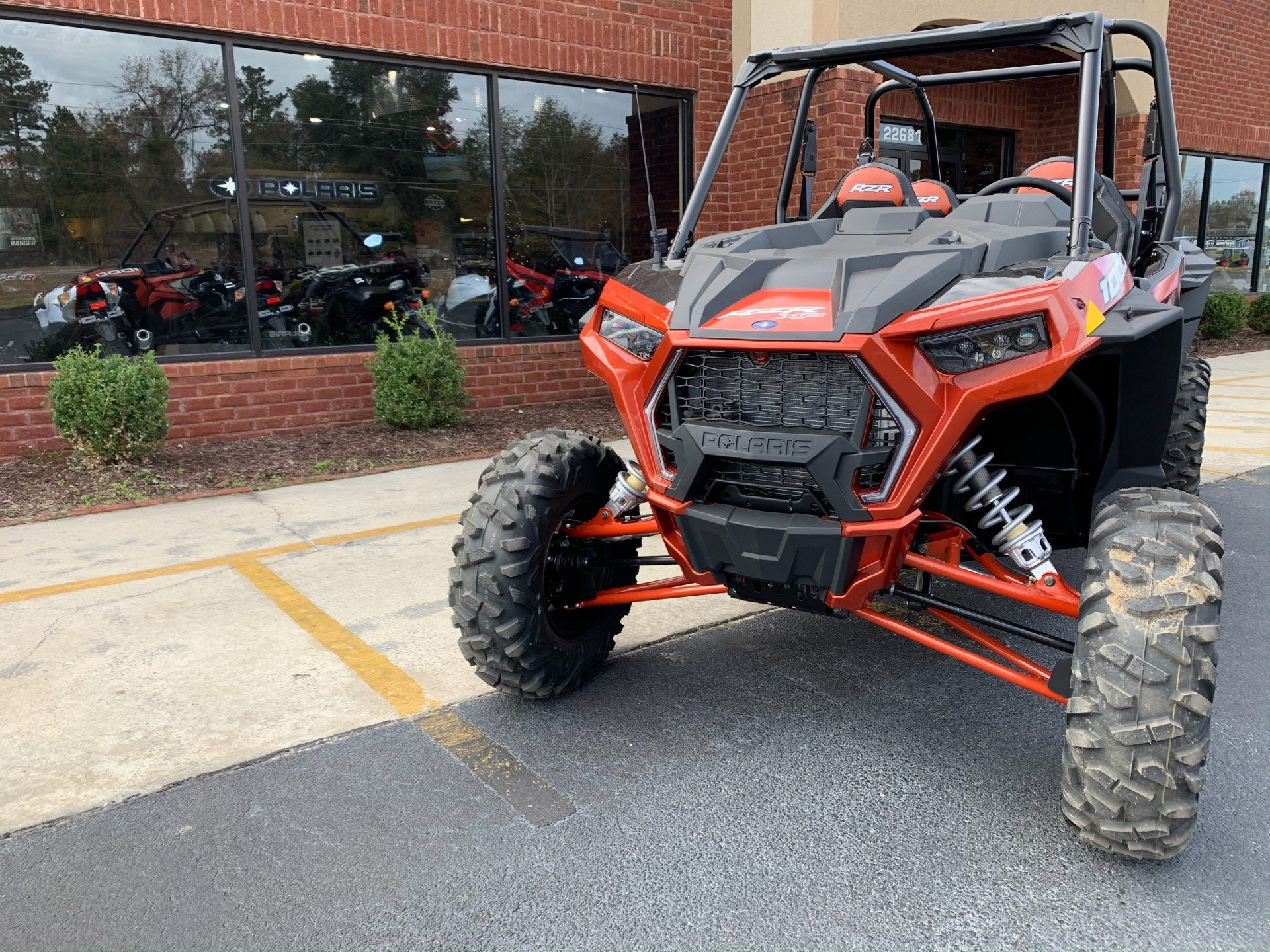 2020 Polaris RZR XP 4 1000 Premium in Statesboro, Georgia - Photo 2