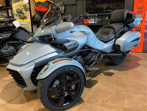 2021 Can-Am Spyder F3 Limited in Statesboro, Georgia - Photo 1