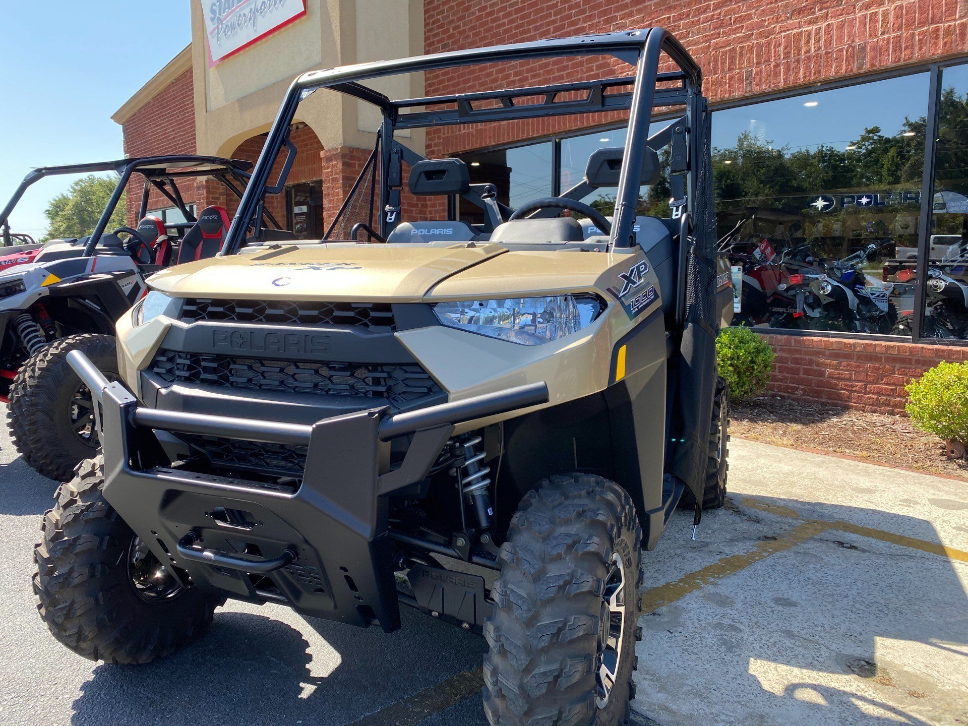 2020 Polaris Ranger XP 1000 Premium in Statesboro, Georgia - Photo 1