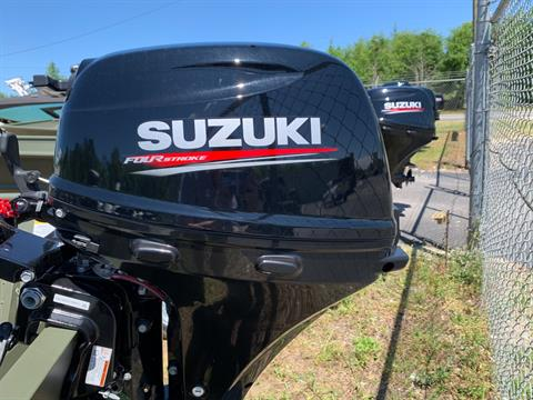 Suzuki Marine DF15AES2 in Statesboro, Georgia - Photo 1