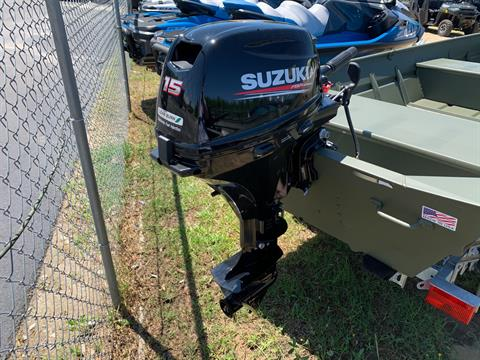 Suzuki Marine DF15AES2 in Statesboro, Georgia - Photo 4
