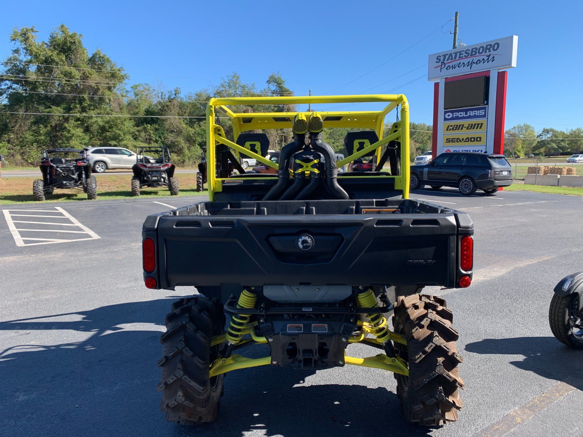 2019 Can-Am Defender X mr HD10 in Statesboro, Georgia - Photo 3