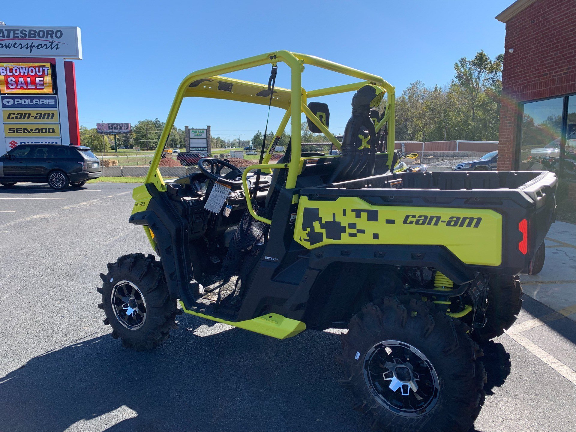 2019 Can-Am Defender X mr HD10 in Statesboro, Georgia - Photo 2