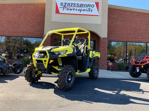 2019 Can-Am Defender X mr HD10 in Statesboro, Georgia - Photo 1