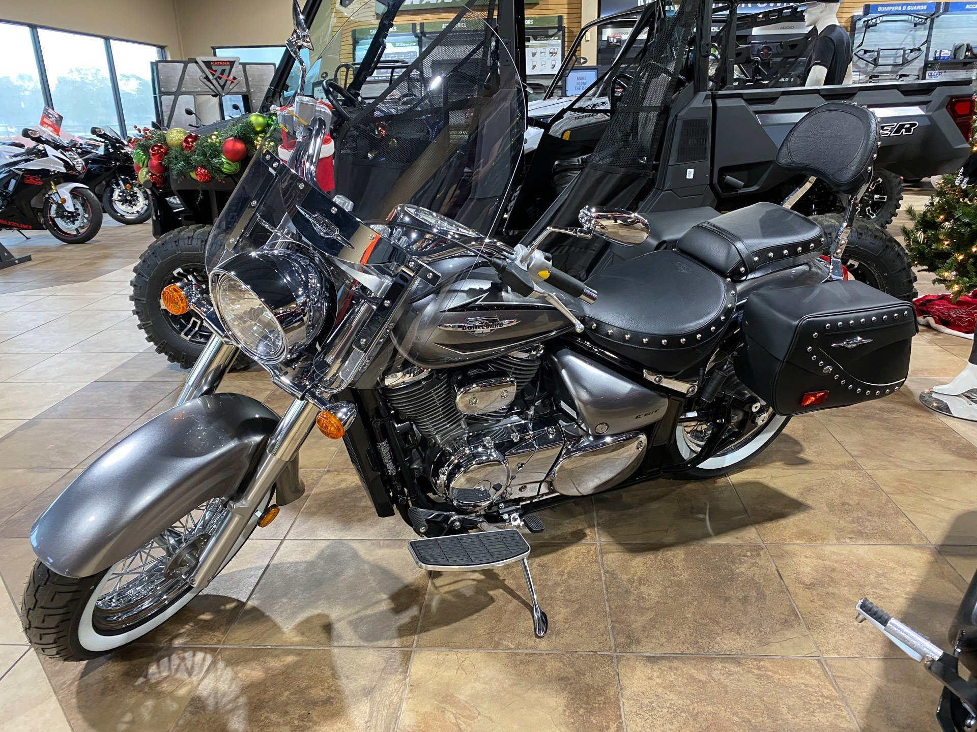 2020 Suzuki Boulevard C50T in Statesboro, Georgia - Photo 1