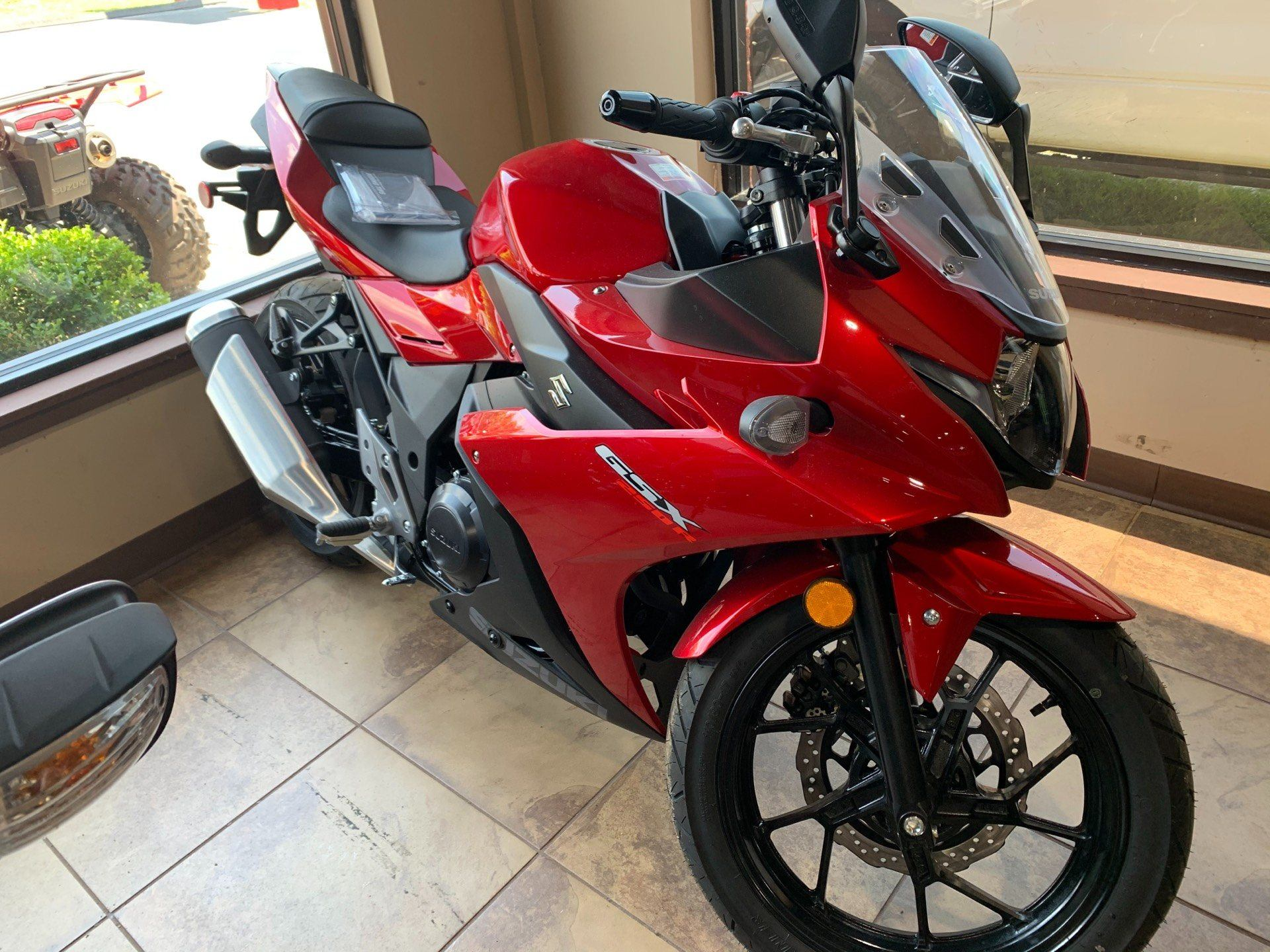 2020 Suzuki GSX250R in Statesboro, Georgia - Photo 1