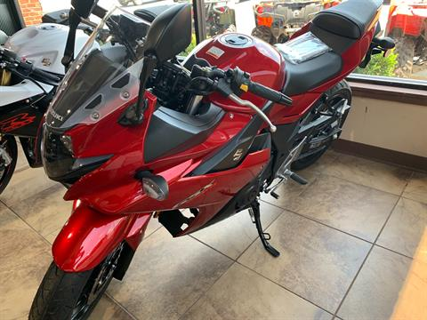 2020 Suzuki GSX250R in Statesboro, Georgia - Photo 2