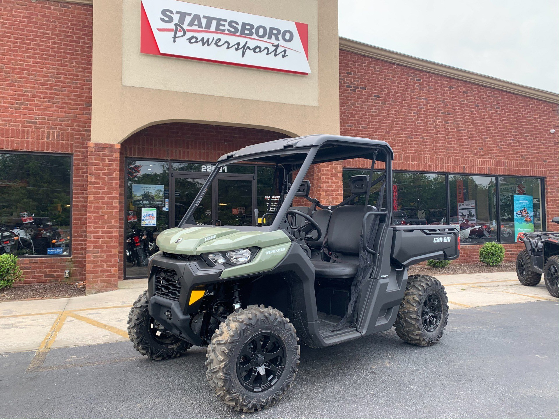 2020 Can-Am Defender DPS HD8 in Statesboro, Georgia - Photo 1