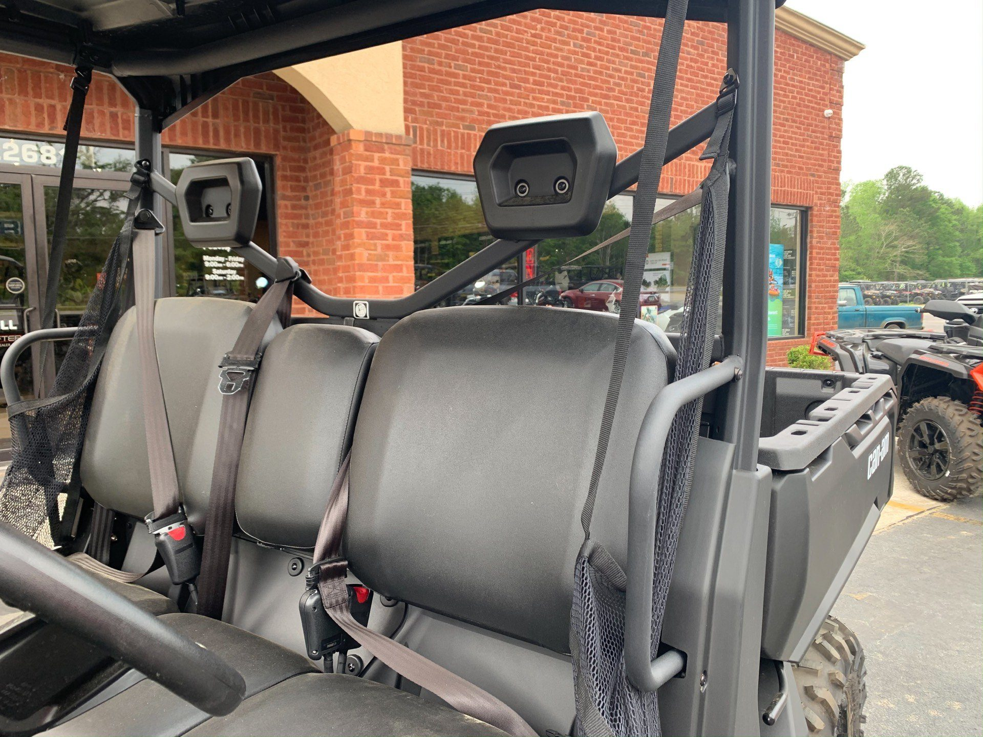 2020 Can-Am Defender DPS HD8 in Statesboro, Georgia - Photo 5