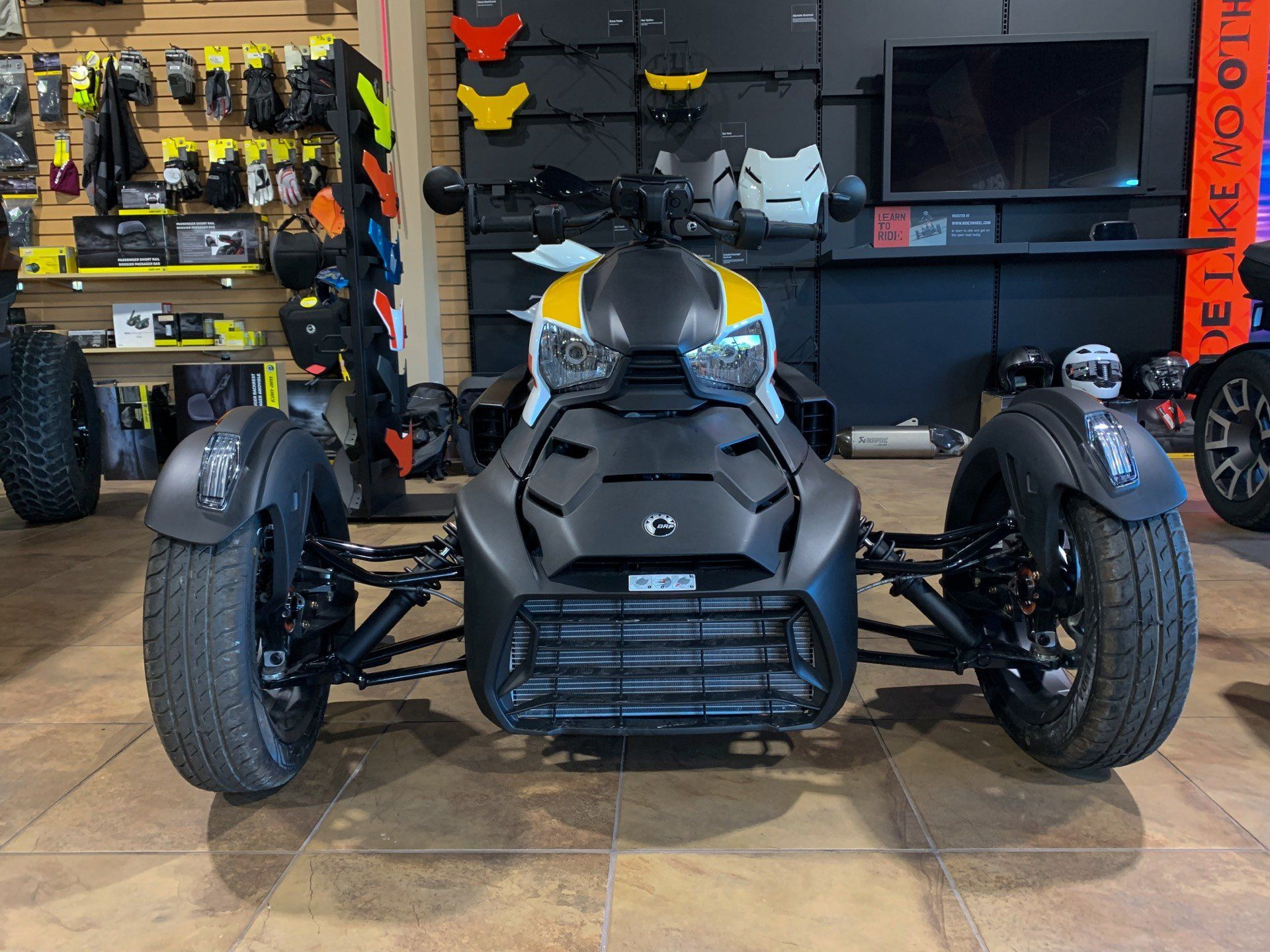 2020 Can-Am RYKER 600 ACE in Statesboro, Georgia - Photo 1