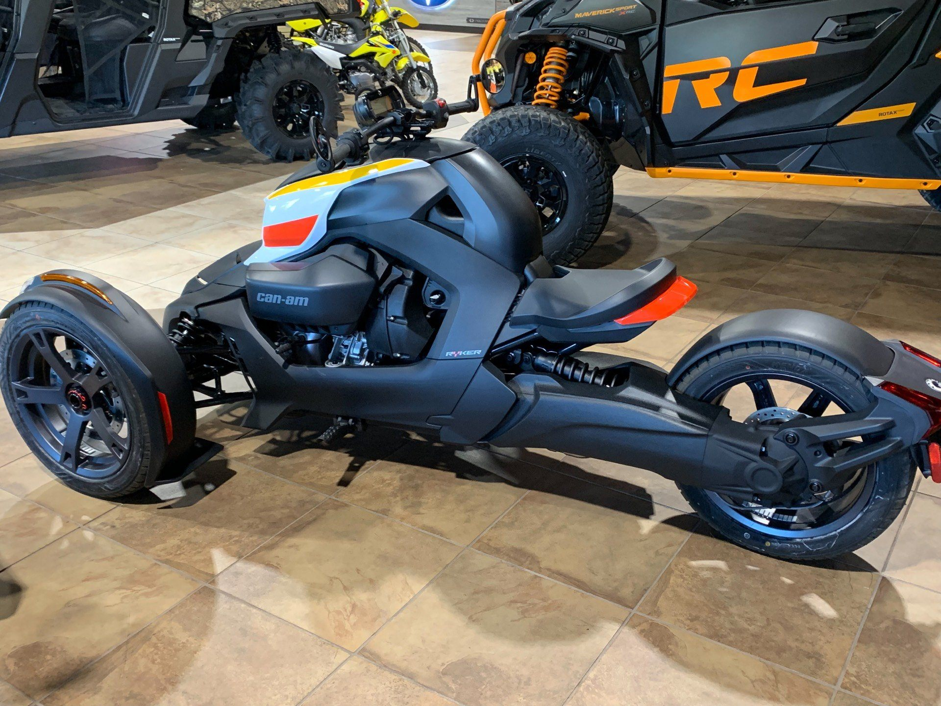 2020 Can-Am RYKER 600 ACE in Statesboro, Georgia - Photo 2