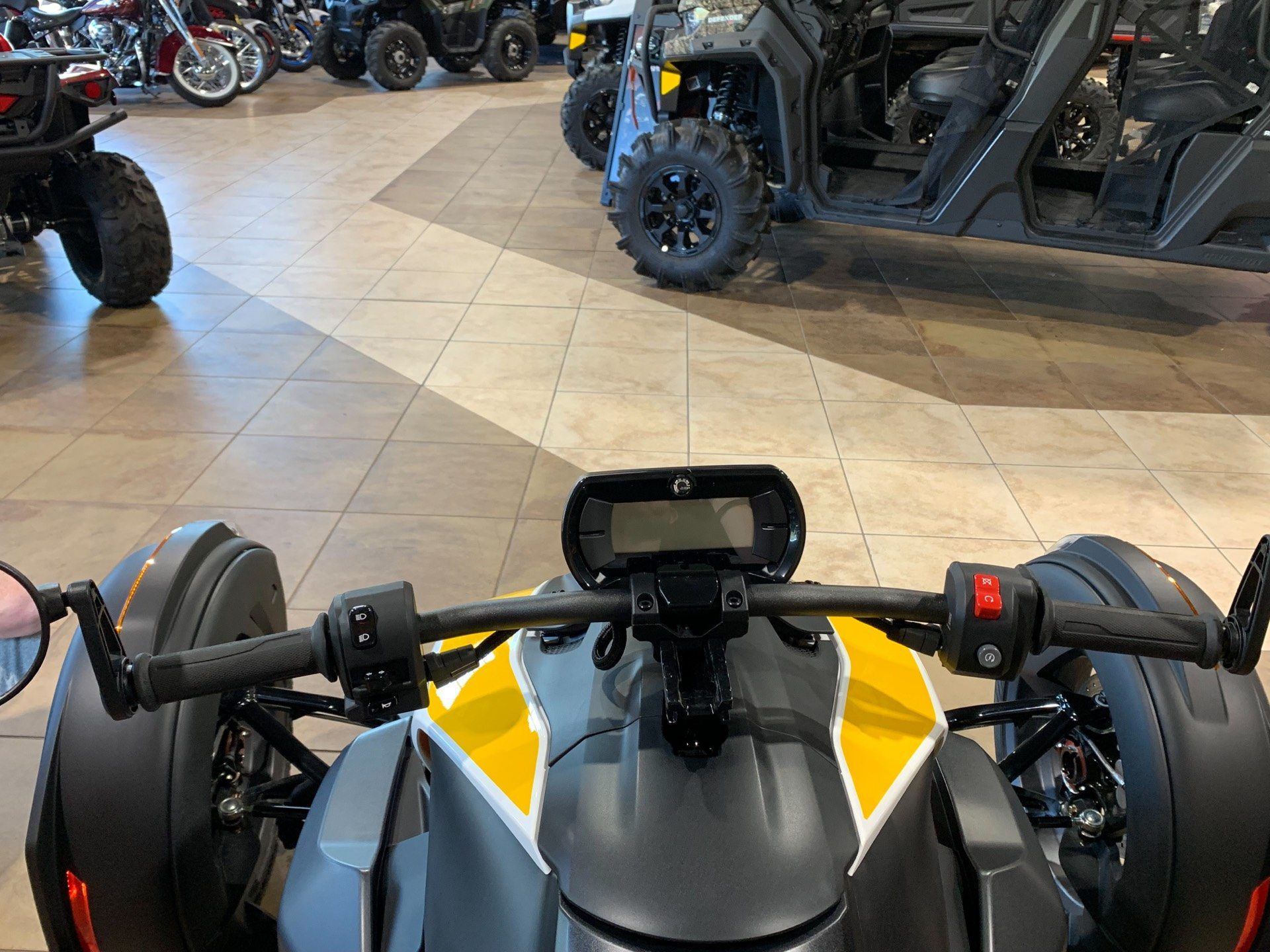 2020 Can-Am RYKER 600 ACE in Statesboro, Georgia - Photo 5