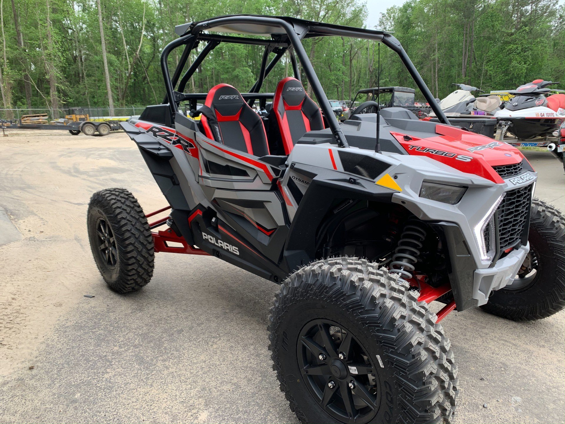 2020 Polaris RZR XP Turbo S in Statesboro, Georgia - Photo 3