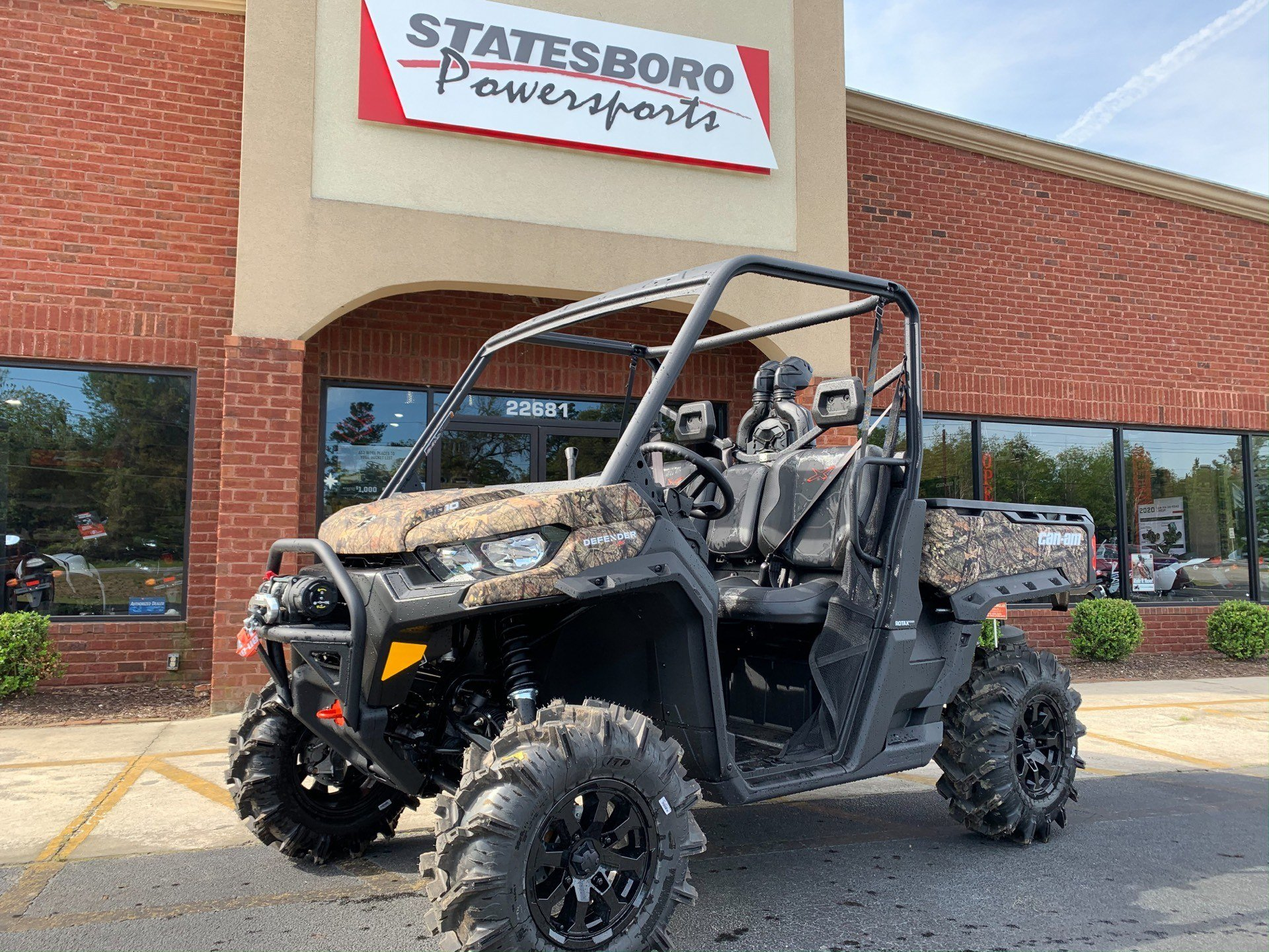 2020 Can-Am Defender X MR HD10 in Statesboro, Georgia - Photo 1