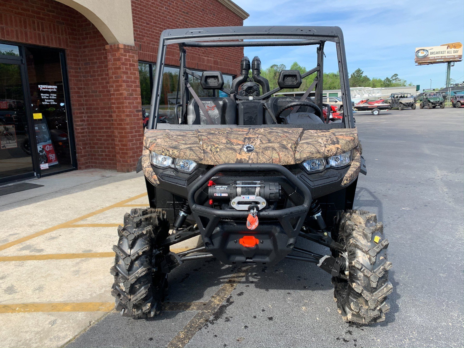 2020 Can-Am Defender X MR HD10 in Statesboro, Georgia - Photo 2