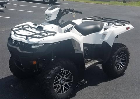 2019 Suzuki KingQuad 500AXi Power Steering SE in Statesboro, Georgia - Photo 3