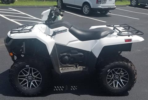 2019 Suzuki KingQuad 500AXi Power Steering SE in Statesboro, Georgia - Photo 4