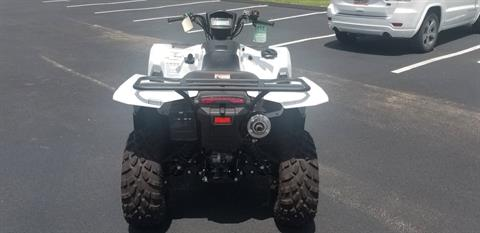 2019 Suzuki KingQuad 500AXi Power Steering SE in Statesboro, Georgia - Photo 6