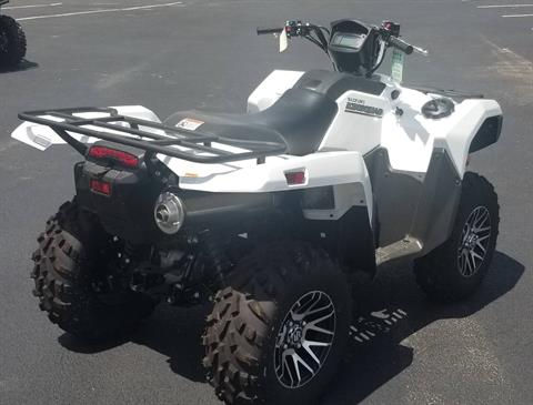 2019 Suzuki KingQuad 500AXi Power Steering SE in Statesboro, Georgia - Photo 7