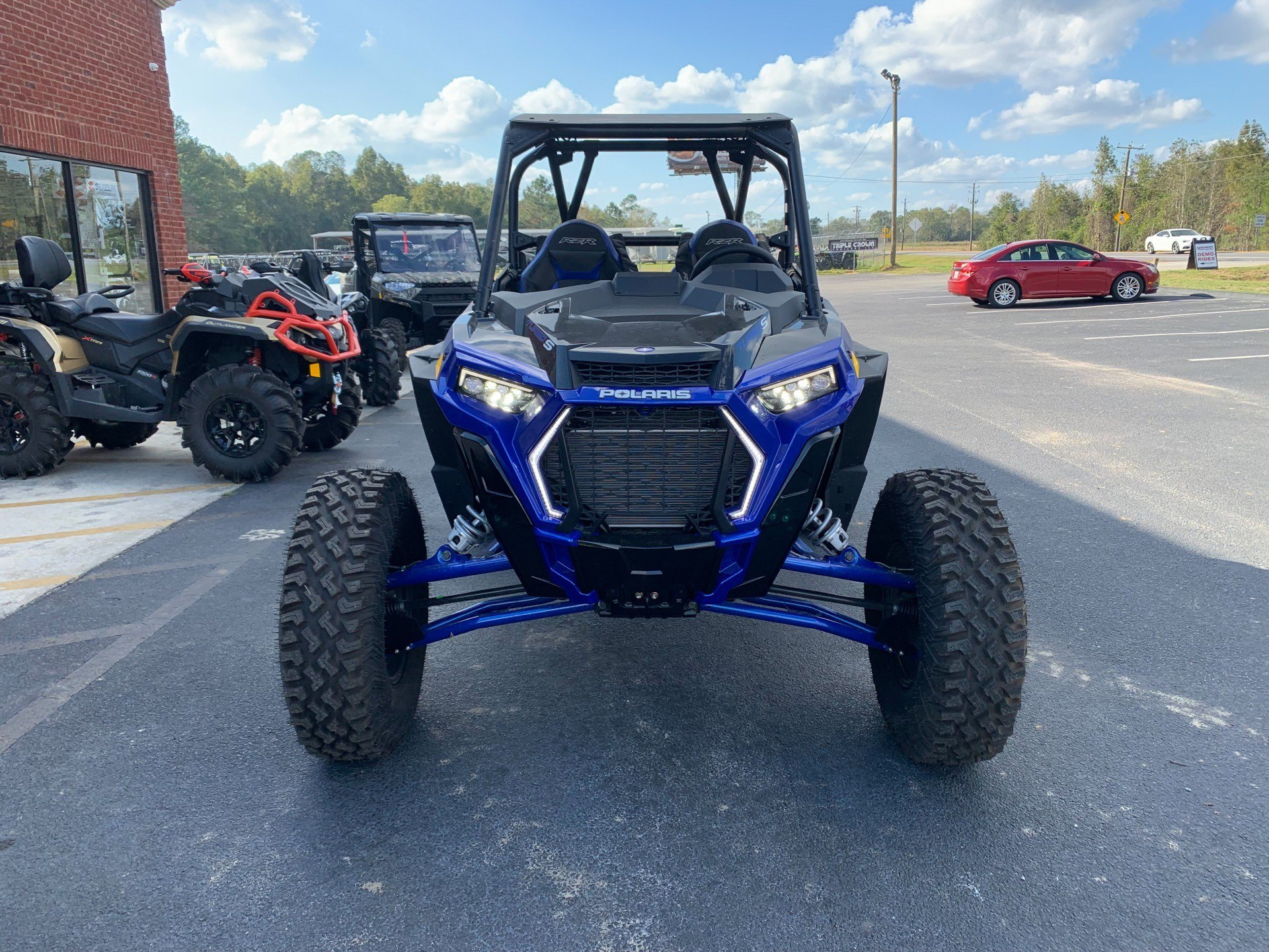 2019 Polaris RZR XP Turbo S in Statesboro, Georgia - Photo 2