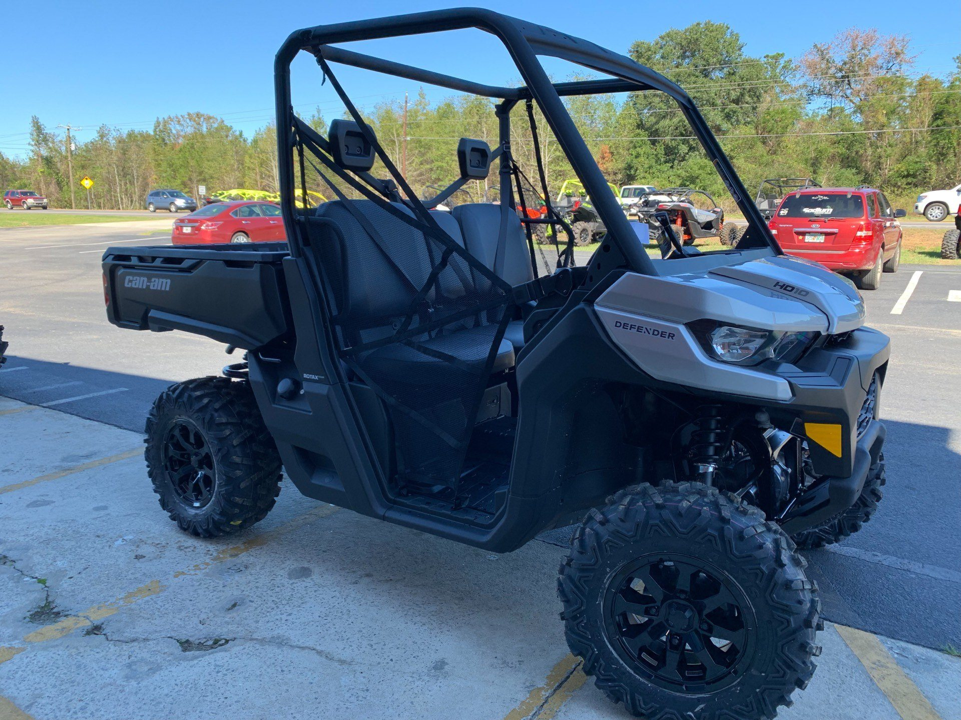 2020 Can-Am Defender DPS HD10 in Statesboro, Georgia - Photo 3