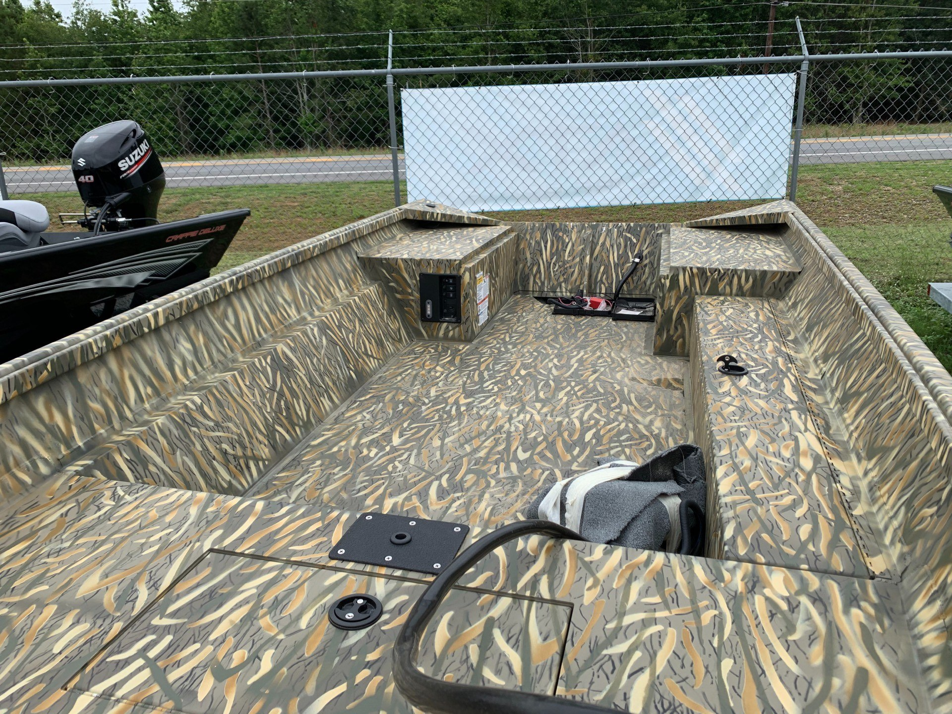 2020 Alumacraft Waterfowler 16 TL in Statesboro, Georgia - Photo 6