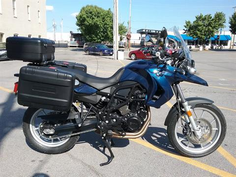 2012 BMW F 650 GS in Cape Girardeau, Missouri