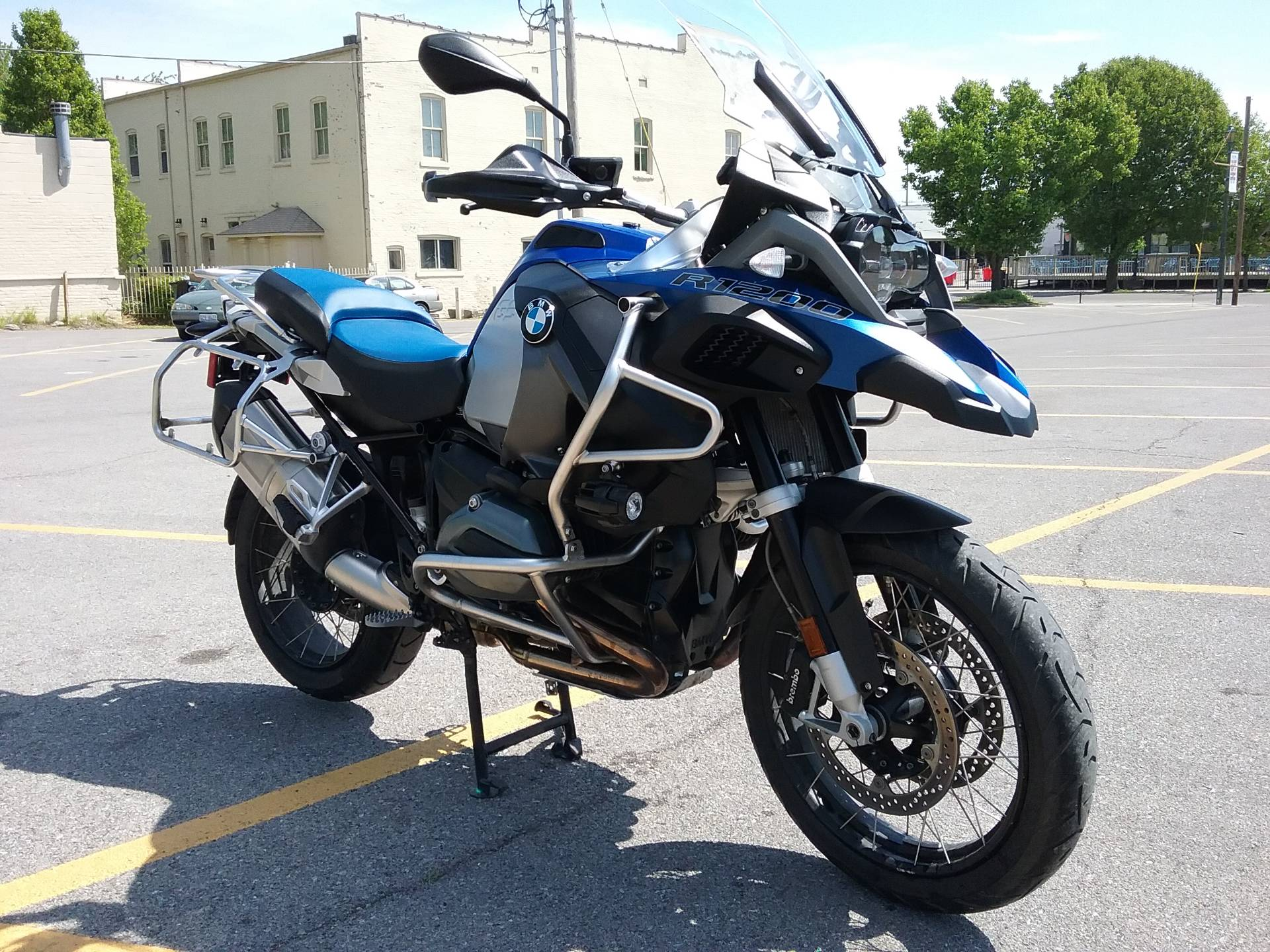 2015 BMW R 1200 GS Adventure in Cape Girardeau, Missouri - Photo 3