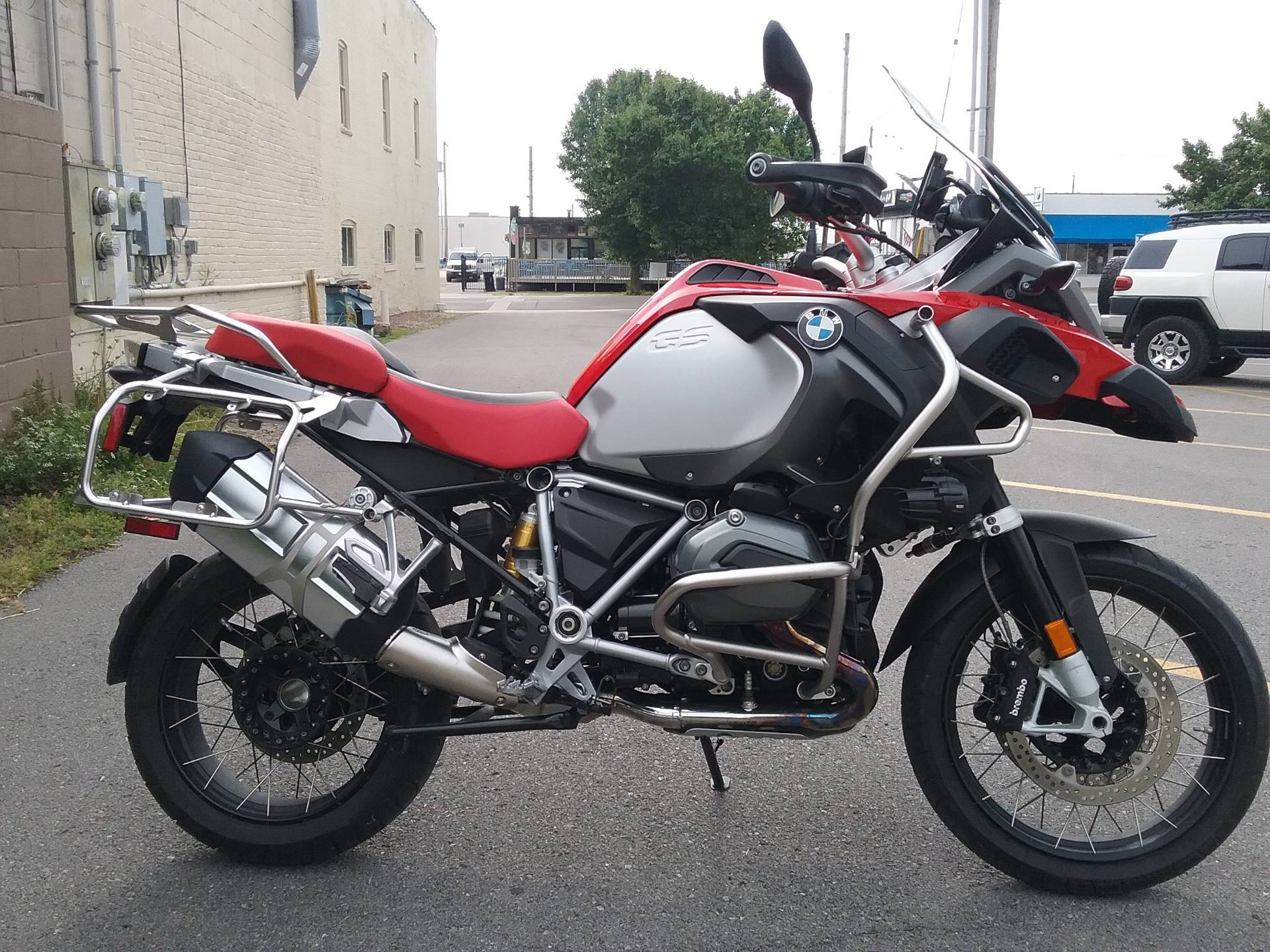 2018 BMW R 1200 GS Adventure in Cape Girardeau, Missouri - Photo 1