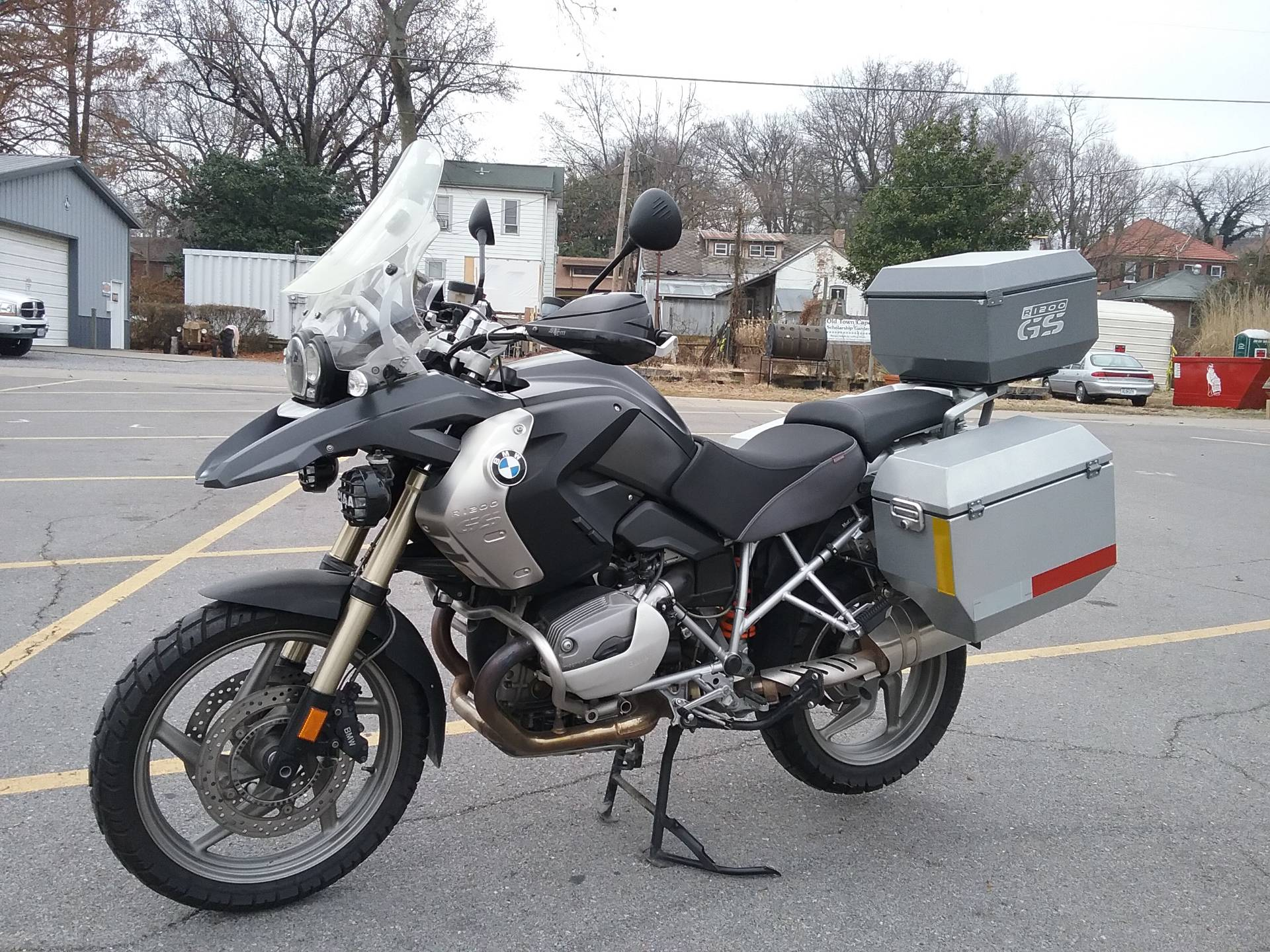 2009 BMW R 1200 GS in Cape Girardeau, Missouri - Photo 3