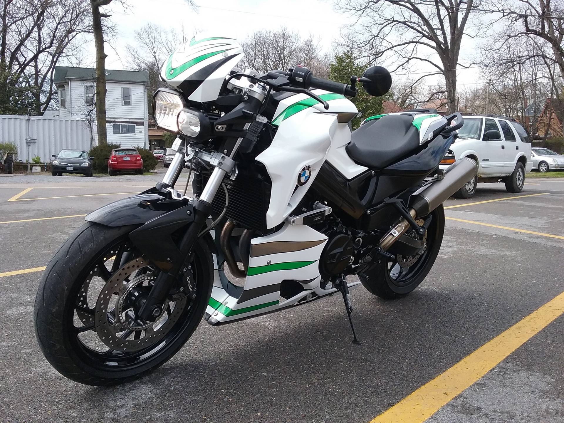 2012 BMW F 800 R in Cape Girardeau, Missouri