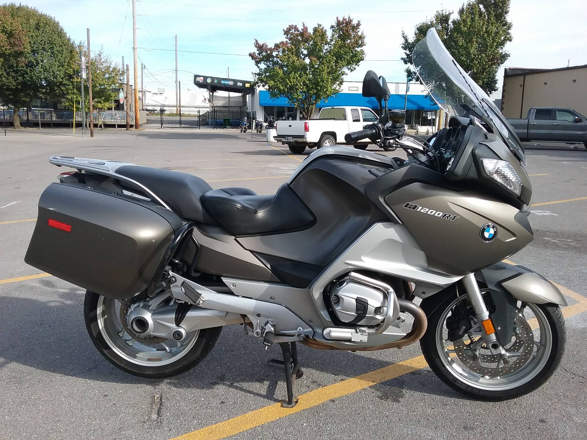 2011 BMW R 1200 RT in Cape Girardeau, Missouri - Photo 2