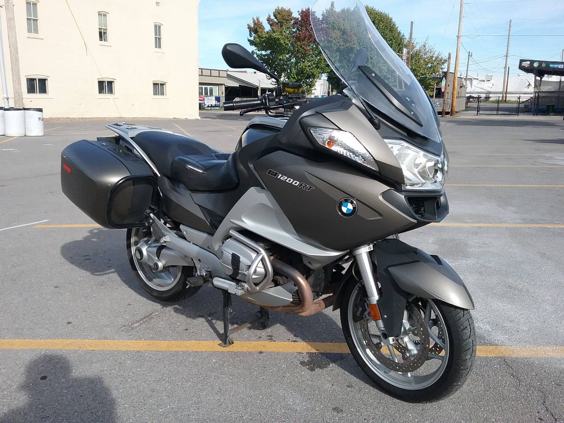 2011 BMW R 1200 RT in Cape Girardeau, Missouri - Photo 4