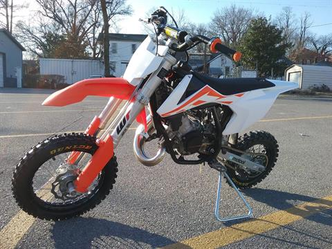 2017 KTM 50 SX in Cape Girardeau, Missouri