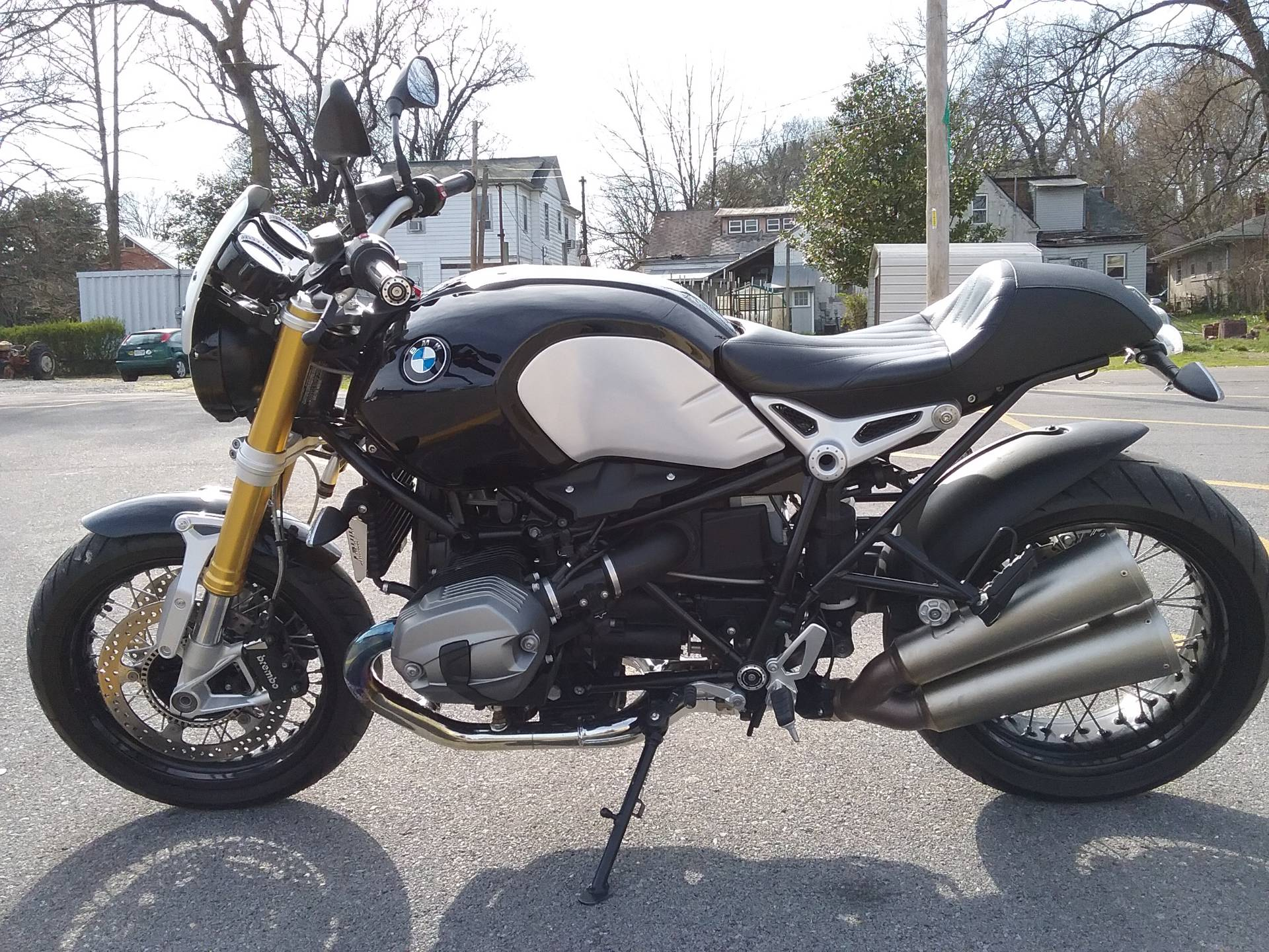 2015 BMW R nine T in Cape Girardeau, Missouri