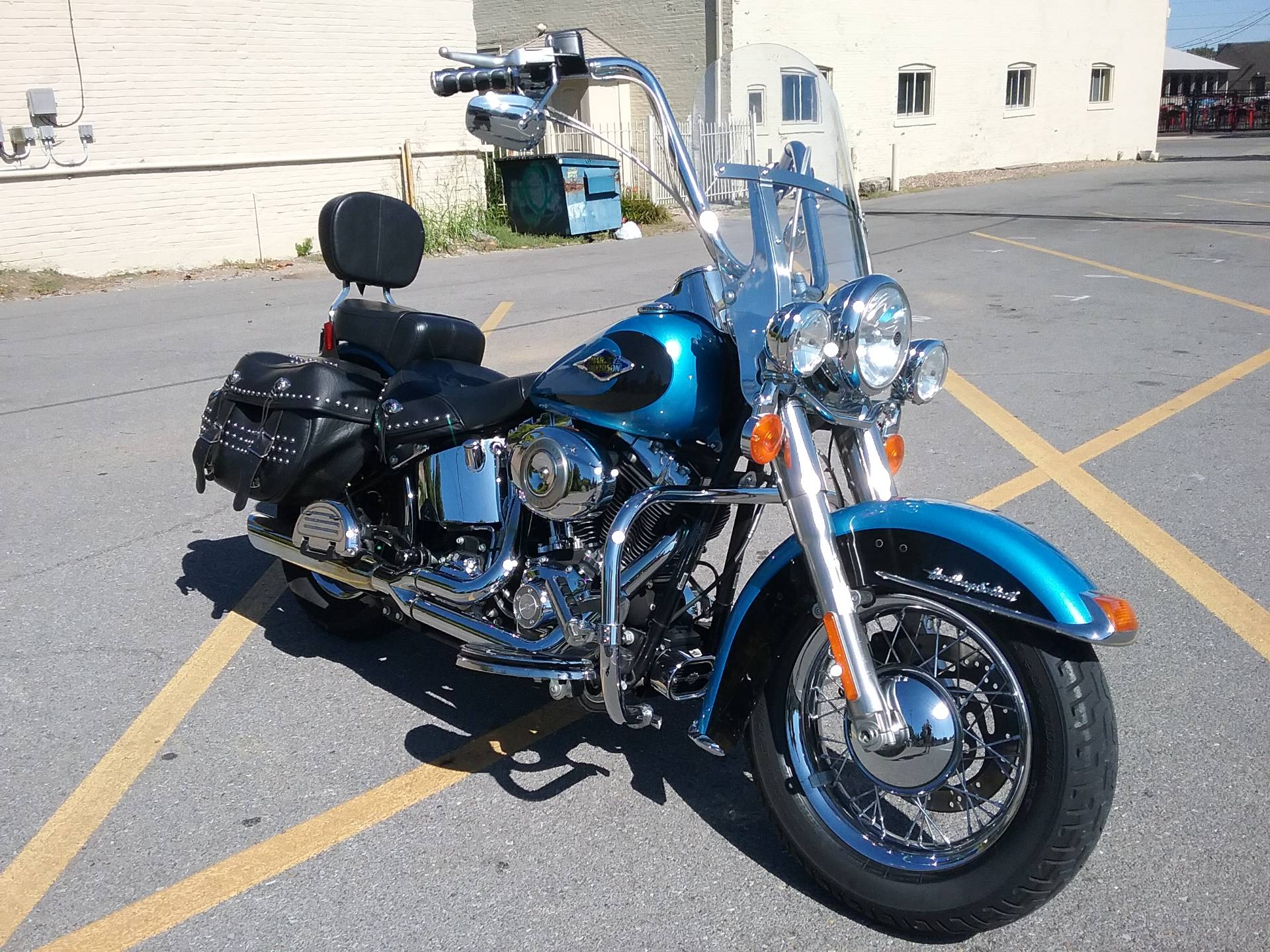 2011 Harley-Davidson Heritage Softail® Classic in Cape Girardeau, Missouri - Photo 4