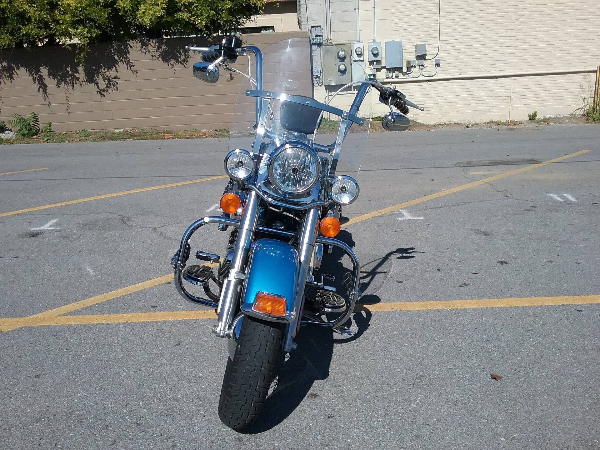 2011 Harley-Davidson Heritage Softail® Classic in Cape Girardeau, Missouri - Photo 5