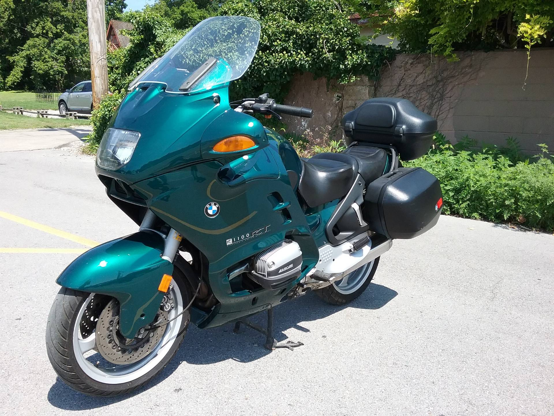 1999 BMW R 1100 RT in Cape Girardeau, Missouri - Photo 4