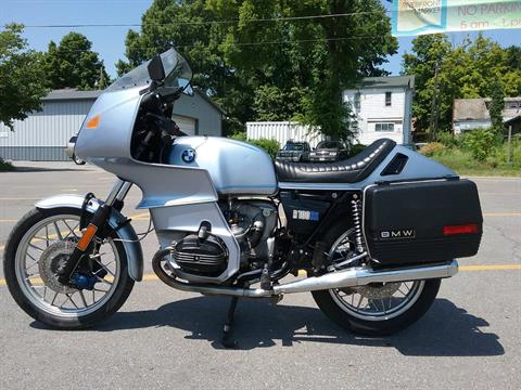 1978 BMW R100RS in Cape Girardeau, Missouri