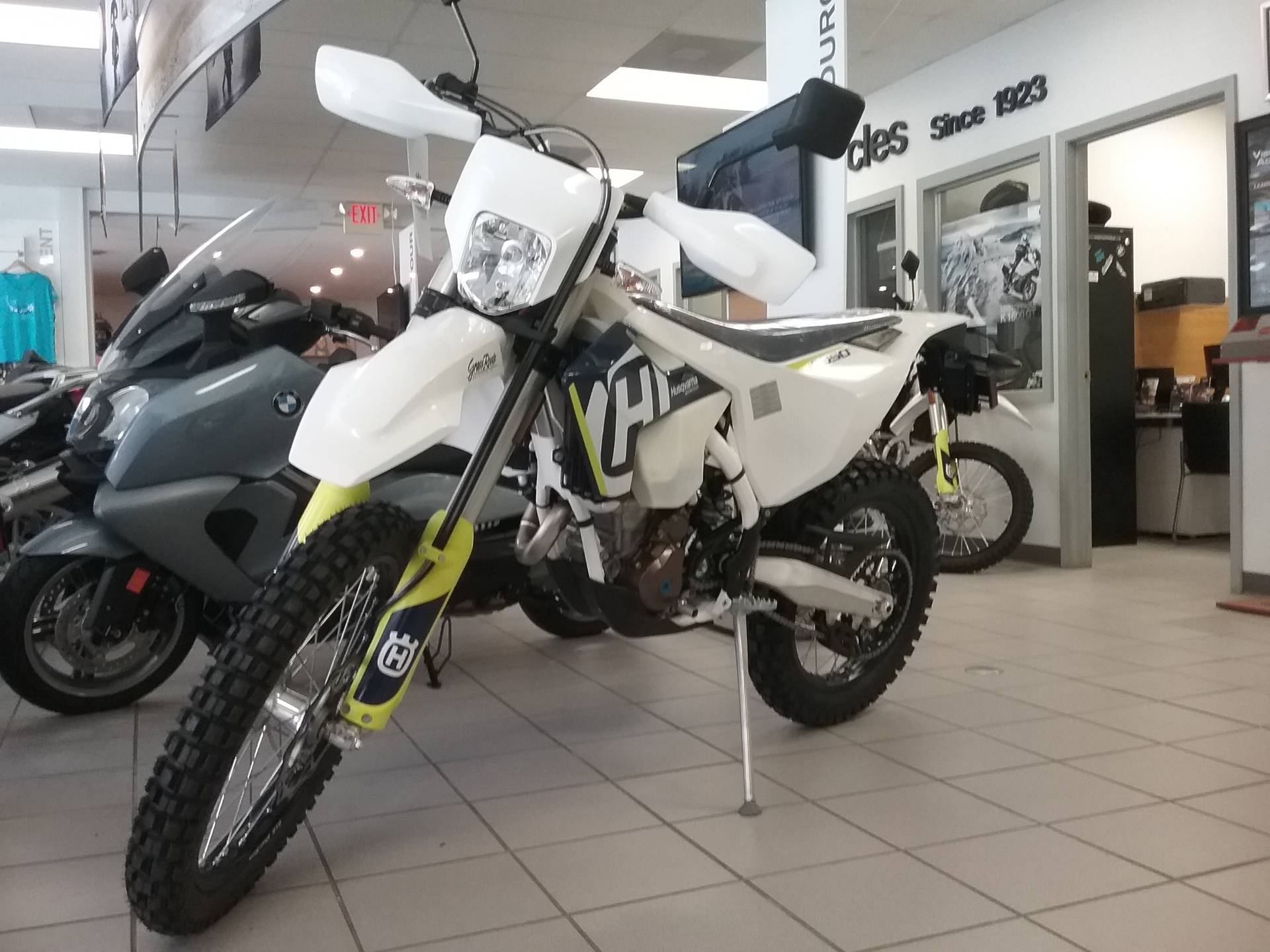 2018 Husqvarna FE 350/350 S in Cape Girardeau, Missouri - Photo 3