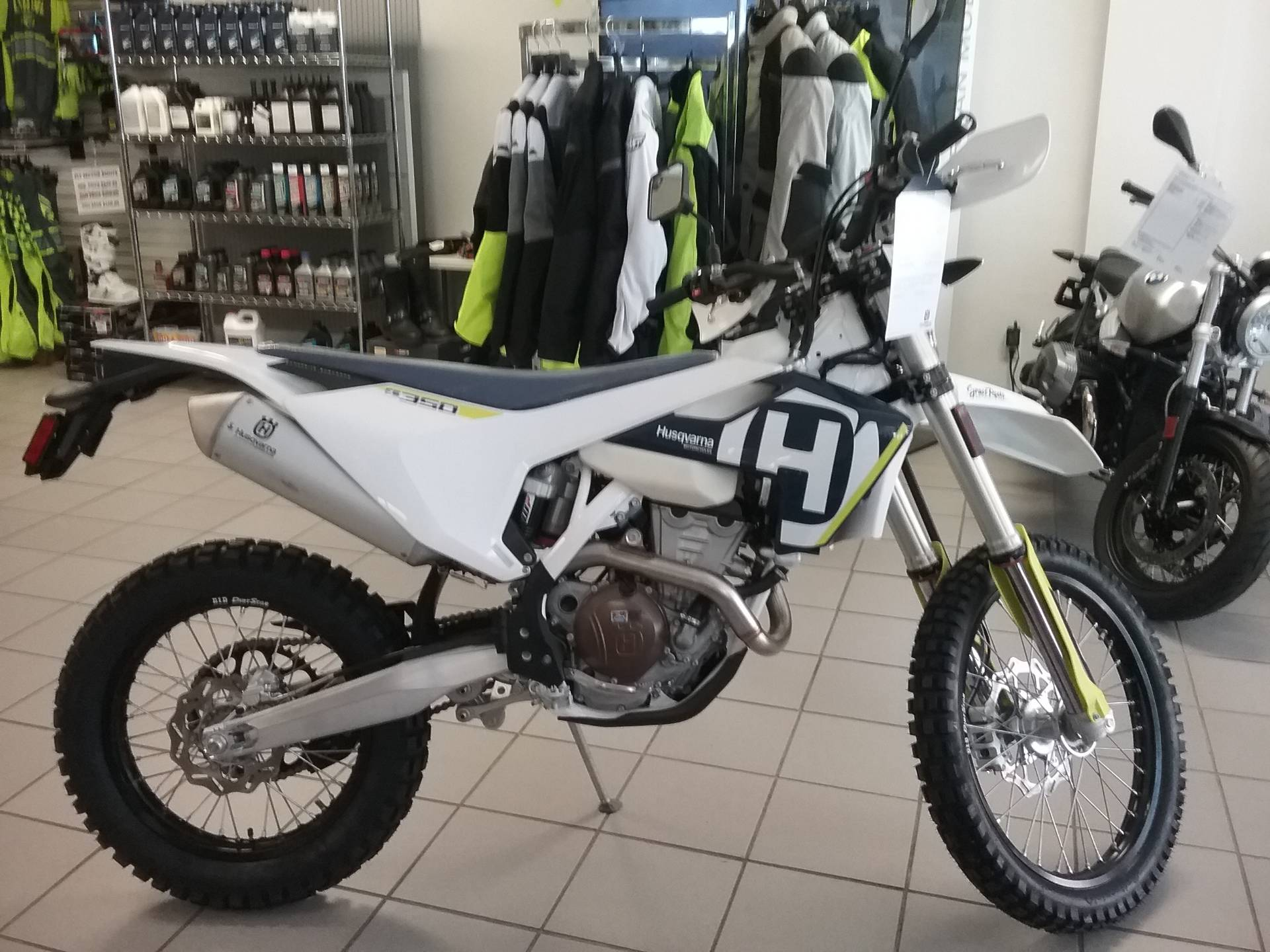 2018 Husqvarna FE 350/350 S in Cape Girardeau, Missouri - Photo 2